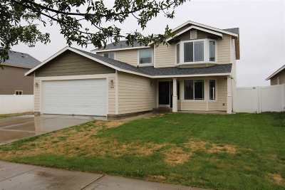 Airway Heights Single Family Home New: 309 S Molly Mitchell Dr