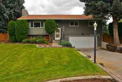 Spokane Valley Single Family Home New: 4019 S Forest Meadows Dr