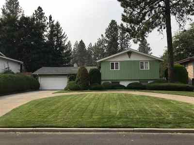 Spokane Single Family Home New: 3720 S Stone St