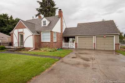 Spokane Single Family Home New: 14918 E Valleyway Ave