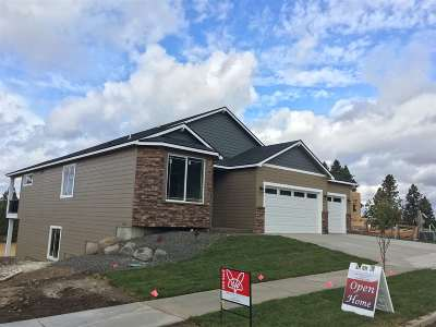 Spokane Valley Single Family Home New: 2616 S Seabiscuit Dr