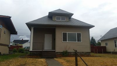 Spokane Single Family Home New: 1123 E Bridgeport Ave