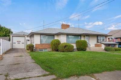Spokane WA Single Family Home New: $169,900