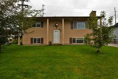 Spokane WA Single Family Home New: $215,000