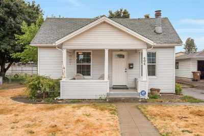 Spokane Single Family Home New: 404 E Olympic Ave