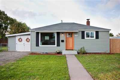 Spokane Single Family Home New: 1705 E Everett Ave