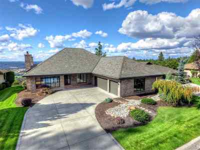 Spokane Single Family Home New: 5112 S Saint Andrews Ln