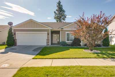 Spokane Single Family Home New: 8703 W Campus Dr