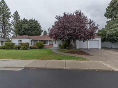 Spokane Single Family Home Bom: 138 W Joseph Ave
