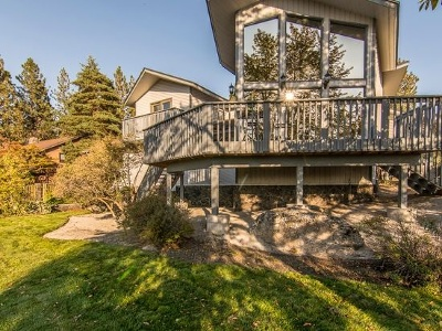 Spokane Valley Single Family Home Chg Price: 4928 N Vista View Cir