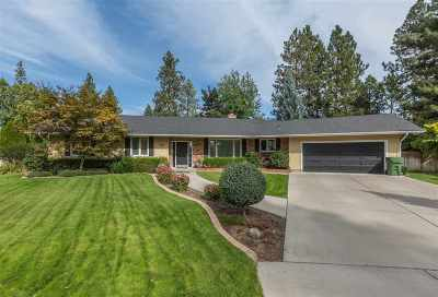 Single Family Home For Sale: 910 W Regent Ct