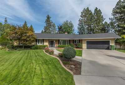 Spokane Single Family Home For Sale: 910 W Regent Ct