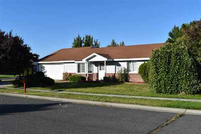 Airway Heights WA Single Family Home For Sale: $187,000