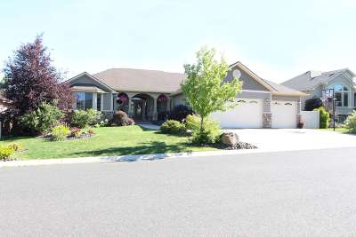 Spokane, Spokane Valley Single Family Home Chg Price: 1919 W Briarcliff Ln