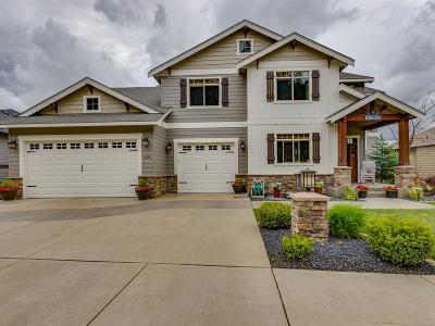 Liberty LK Single Family Home For Sale: 1119 N Dunbarton Oaks Ln