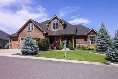 Spokane Single Family Home Chg Price: 10522 N Edna Ln