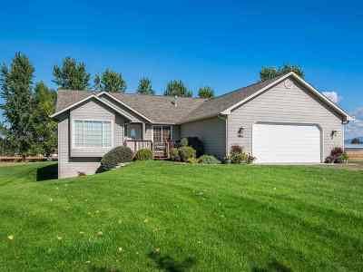 Single Family Home For Sale: 27502 N Sherman Rd