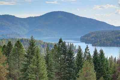 Bonner County, Kootenai County Single Family Home For Sale: 16529 N Triangle 7 Rd