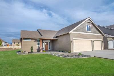Spokane Valley Single Family Home For Sale: 625 S Herrin Ln #The Falc
