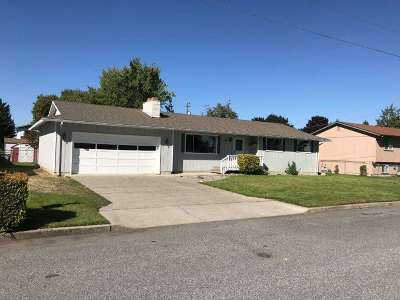 Spokane Valley WA Single Family Home Sold: $219,000