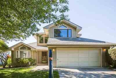 Spokane Single Family Home For Sale: 6203 N Parkview Ln