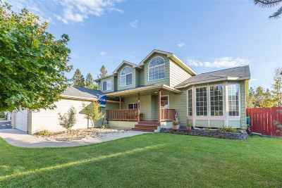 Mead Single Family Home For Sale: 3818 E Tanager Ln