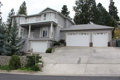 Spokane Single Family Home For Sale: 5108 W Howesdale Dr