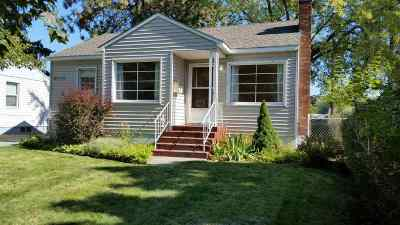 Single Family Home For Sale: 6118 N Buffalo St