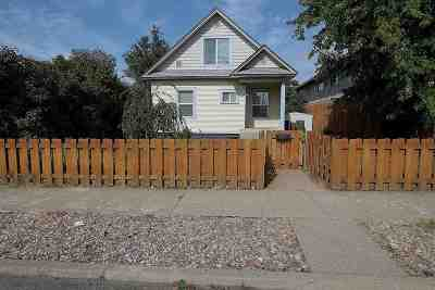 Single Family Home Ctg-Inspection: 1714 W Shannon Ave