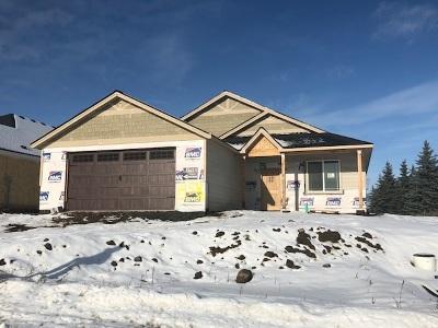 Spokane Single Family Home For Sale: 1458 W Jay Ct