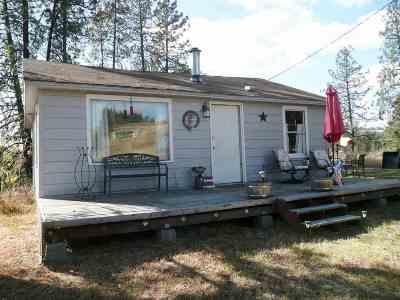Spokane County, Stevens County Single Family Home Ctg-Inspection: 12314 S State Route 904