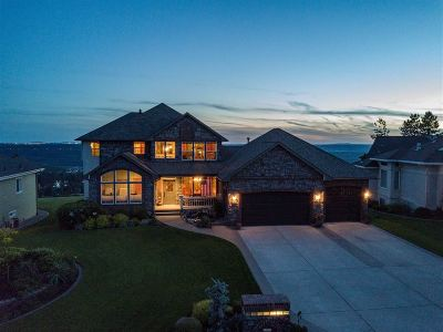 Spokane, Spokane Valley Single Family Home For Sale: 3511 W Horizon Ave
