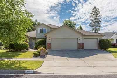 Spokane Single Family Home For Sale: 10616 N Clatsop Ct