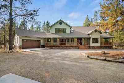 Spokane County Single Family Home For Sale: 3213 E Elena Ln
