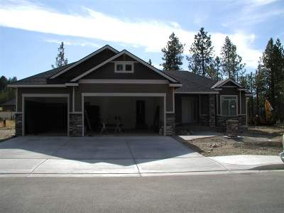 Spokane Single Family Home For Sale: 5113 W Decatur Ave
