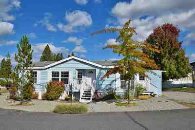 Mead Mobile Home For Sale: 14618 N Chattanooga Ln