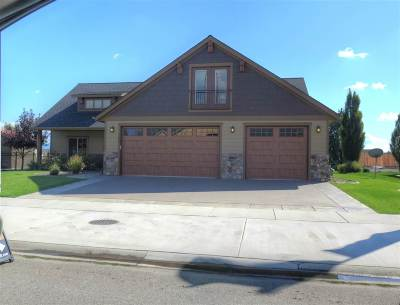 Spokane Valley Single Family Home For Sale: 11311 E Coyote Rock Ln