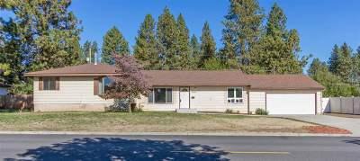 Spokane Single Family Home For Sale: 2615 E Thurston Ave