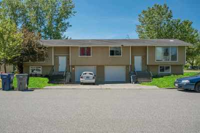 Spokane Valley Multi Family Home For Sale: S Moen