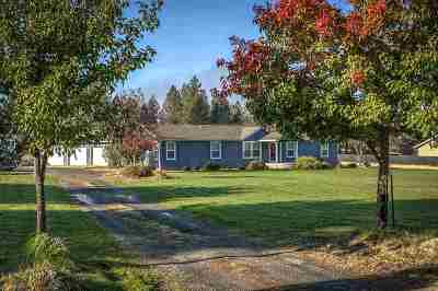 Colbert Mobile Home For Sale: 21729 N Meadowview Dr