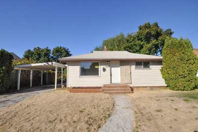 Single Family Home For Sale: 3010 W Eloika Ave