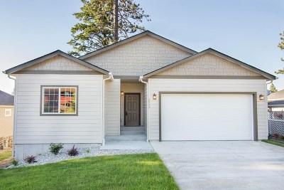 Spokane County, Stevens County Single Family Home For Sale: 3313 E 25th Ave