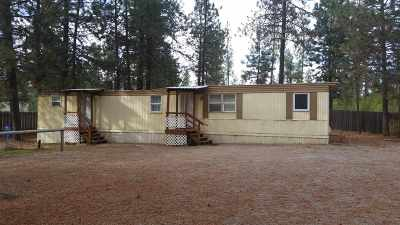 Mobile Home For Sale: 3988 Colville Rd