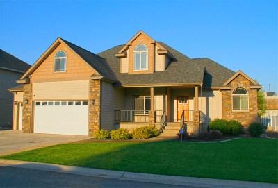 Spokane Single Family Home For Sale: 6108 N Blue Spruce Ln