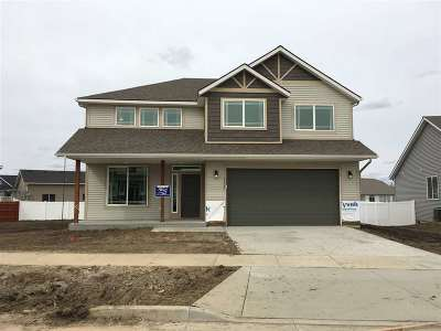 Spokane County, Stevens County Single Family Home For Sale: 3520 W Prairie Breeze Ave