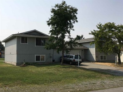 Spokane Valley Multi Family Home For Sale: N Marcus #1217
