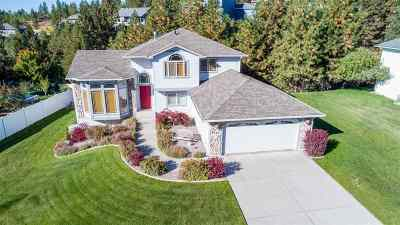 Spokane Valley Single Family Home For Sale: 5705 N Hermosa Ct