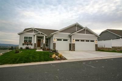 Spokane Single Family Home For Sale: 7624 E Saphire Ln