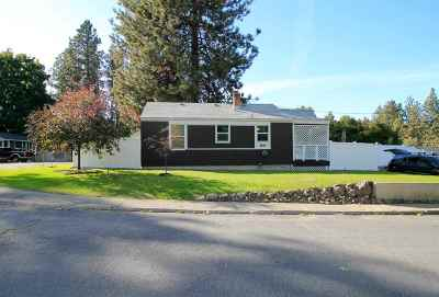 Spokane Single Family Home For Sale: 3005 W South Loop Rd