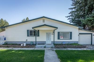 Spokane Single Family Home For Sale: 2910 E Lincoln Rd